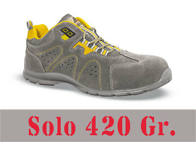 SCARPA ANTINFORTUNISTICA Air Force Two mod.VICKER S1P SRC ultraleggera (420 gr )