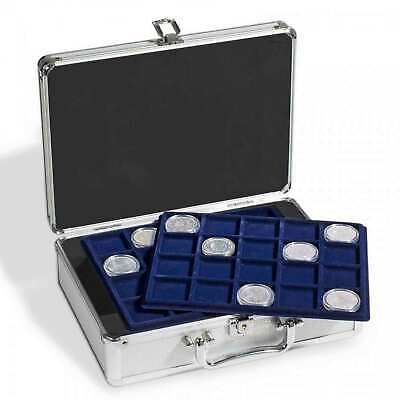 Coin Case Cargo S6 for 120 Coins to 41mm Von Leuchtturm - Collecting Bags