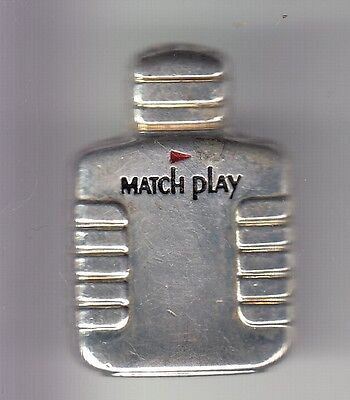 Rare Pins Pin's .. Beaute Parfum Perfume Luxe Match Play Golf St Andrews 3D ~C5
