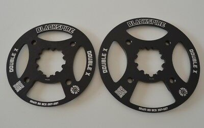 Blackspire Doble x spiderless Bash Anillo Gard para Sram