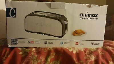 cusimax toaster CMTS -130