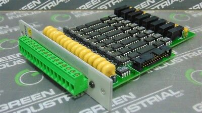 USED Environmental Systems Corp 112-3510 Data Logger Current Output Card