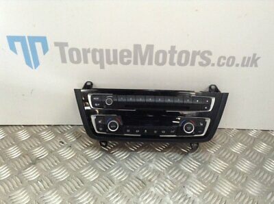 2015 BMW M4 Stereo And Heater Controls