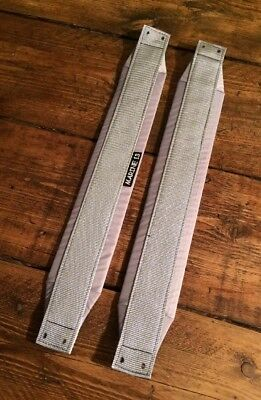 Laser Pico Sailing Dinghy Padded Side Toe Straps Pair