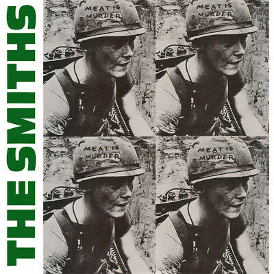 THE SMITHS Meat Is Murder LP . morrissey johnny marr pop rock and roll indie