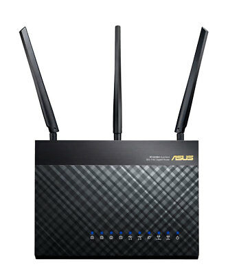 New Asus - RT-AC68U - AC1900 Dual-Band Wi-Fi Gigabit Router
