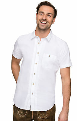 Stockerpoint Short-Sleeved Shirt White