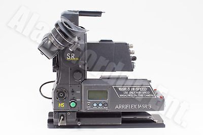 Used Arriflex SR3 Advanced High Speed Camera Package
