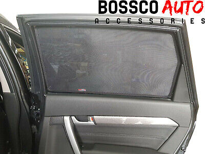 Magnetic Sun Shades suitable for Holden Captiva 2007-2018