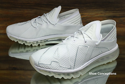 f826d6c5415 Nike Air Max Flair White Pure Platinum 942236-100 Men s Shoes Multi Size