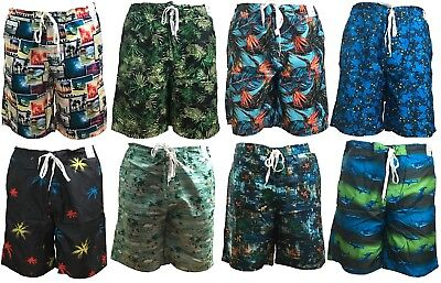 Mens Board Surf Swimming Shorts Sports Swim Trunks 9 Colors