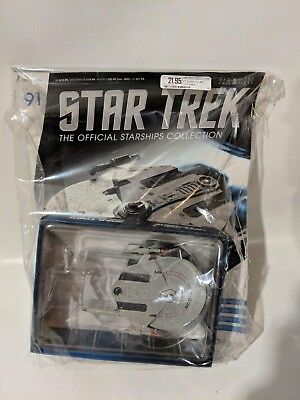 Eaglemoss Star Trek Starship Collection #91 NCC-31911 USS Saratoga