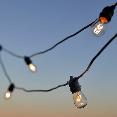 NEW Outdoor Festoon Lights - Temple & Webster,Party Lighting