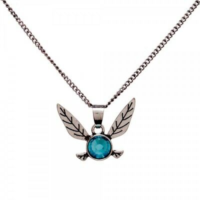 The Legend of Zelda Navi Necklace Nintendo Bioworld Silver