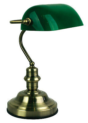 NEW Banker's Touch Lamp - Oriel,Lamps