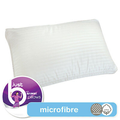 NEW Super Fine Microfibre Pillow - Just B with Bambi,Pillows
