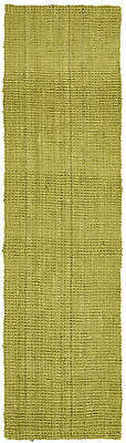NEW Jasmine Green Jute Rug - Network,Rugs