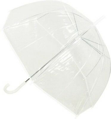 NEW Ladies Dome Shape Long Umbrella