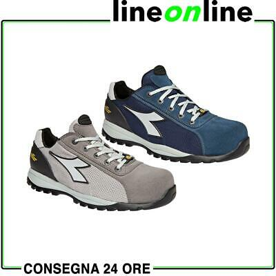 Scarpe antinfortunistiche GEOX Diadora GLOVE TECH LOW S1P ESD