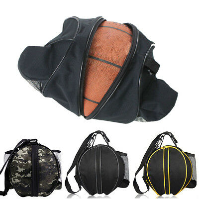 Outdoor Sport Shoulder Bags Basketball Soccer Volleyball Training Accessories FO