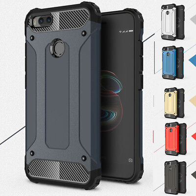 Hybrid Rugged Armor Shockproof Case Cover For Xiaomi Redmi Note 4 Pro 4X 5A 4A