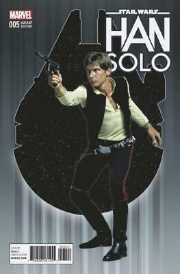 Stars Wars Han Solo #5 1:15 Movie Variant Cover