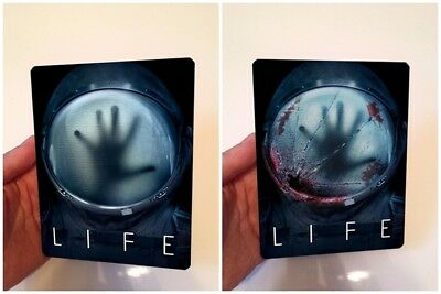 LIFE Lenticular magnet cover with Flip effect for Steelbook