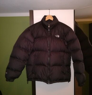 watch d8a9c b9ea7 THE NORTH FACE Daunenjacke 700 cuin Größe M TOP!
