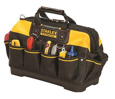 Stanley STA193950 Fatmax Technician Bag 18 Inch Ideal Tools Etc