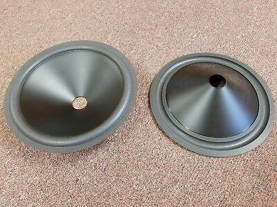 Speaker Cones 10-inch  2 per pack PR1020RC *SHIPS FROM THE USA*