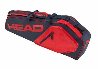 Head Core 3R Pro Navy/Red Tennis Bag Tennistasche