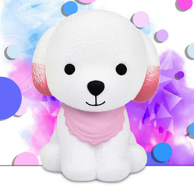 Jumbo Squishy Cute Puppy Scented Cream Slow Rising Squeeze Pressure Relief Toys