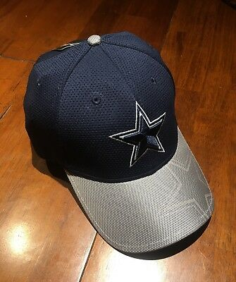 ... promo code dallas cowboys new era 39thirty nfl sideline on field cap  flex hat m l 2cc3d f76037121