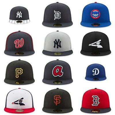 b7cceb544f1 New Era MLB Diamond Era Multiple Teams Available 59FIFTY Fitted Cap  Authentic