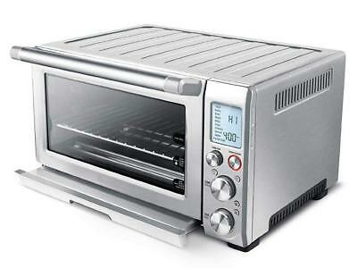 Breville Smart Oven Pro BOV845BSS with Element IQ - RRP $349.95 - LAST 3!