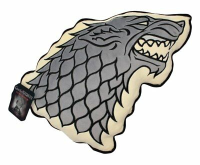 Game of Thrones - House of Stark Plüsch Deko Form Kissen