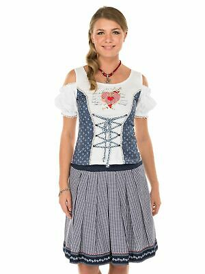 Marjo Costume Skirt Trixi Blue