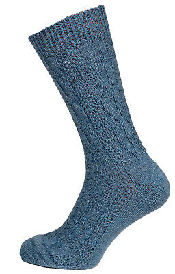 Schuhmacher Traditional Costume Socks CS525 Jeans