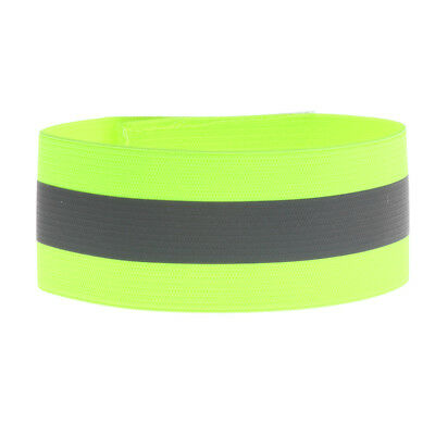 Reflective Wrist Arm Band Elastic Running Jogging Walking Biking Safety Gear