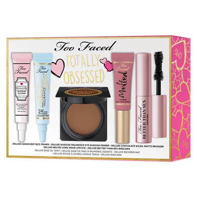 Too Faced Totally Obsessed, 5 Star Makeup Kit, New in Box