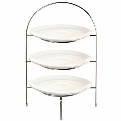 Olympia Afternoon Tea Stand for Plates Up To 210mm | Cake Party Display