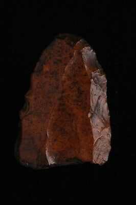 NEOLITHIC, MIDDLE to LATE PALEO BIFACE BLADE or KNIFE, Omo River Valley, Africa