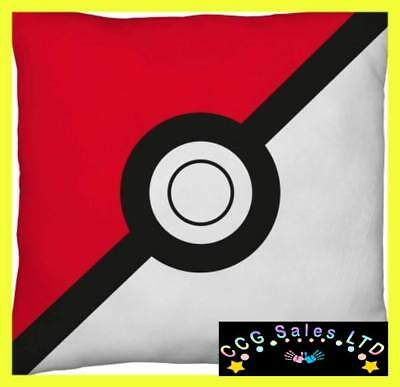 Official Pokemon Pikachu Catch Reversible Cushion
