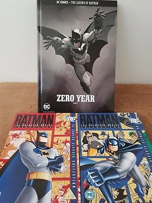 Dc Comics - The Legend Of Batman And Batman The Animated Series Volume 1-2