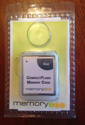 Memory 2go Digital 4GB Compact Flash Card