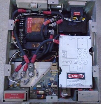 COLLINS POWER SUPPLY PP-4415  Dutch Army Military