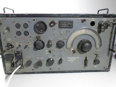 RECEPTION SET R107 ZA3050 Radio Army Military
