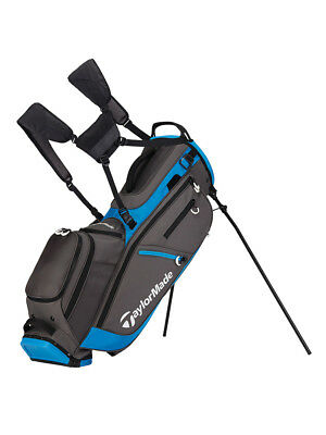 TaylorMade FlexTech Crossover Stand Bag Grey/Blue