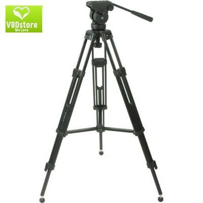 Magnus VT-3000 Professional High Performance Tripod System with Fluid Head