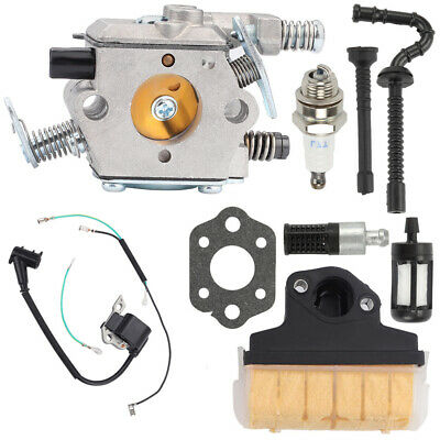 Ignition Coil Carburetor For STIHL MS230 MS250 MS210 021 023 025 Chainsaw Carb